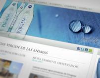 Virgen Water - Agua Mineral Premium