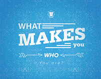 """Concurso talent house """"what majes you who you are"""""""