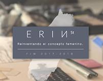 Erin ST | F/W 2017 - 2018