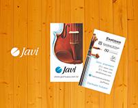 Cartão | JAVI