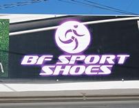Imagen Corporativa: BF Sport Shoes