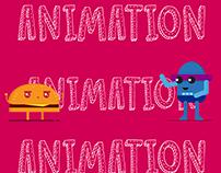 Character &  Logo Animation