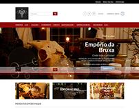 Toca do Dragão - Ecommerce Wordpress