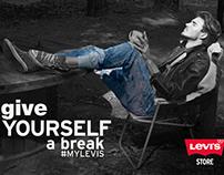 Campaña redes LEVIS