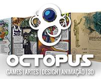 Octopus | Materiais para divulgação