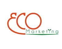 "Logo ""Eco Marketing"""