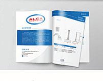 Alca Therm - Catálogo e Papelaria