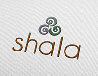 Shala Yoga - Corporate Branding Design