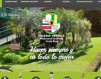 Web Colegio Vilaseca