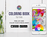 Apalon Coloring Book promotional video
