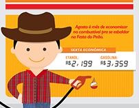 Auto Posto Vila Baroni - Mídia Online - Facebook.