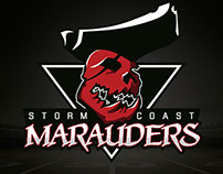 Storm Coast Marauders: Branding