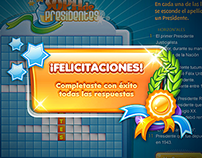 Presidencia GAMES • Vector illustrations