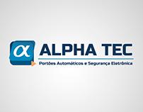 Logo Alpha Tec