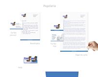 Papelaria e material de comunicação para Petshop