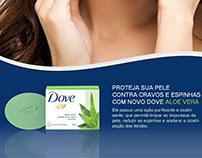 Cartaz Dove - Lançamento de Produto