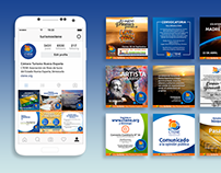 Promo Banners & Social Media Content / @turismoctene