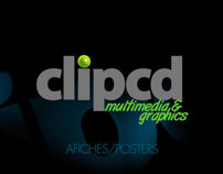 CLIPCD: AFICHES/POSTERS