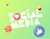 Social Media - Janeiro/2018