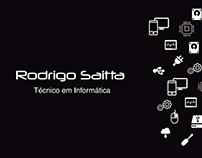 Cartão de Visitas - Técnico em Informática
