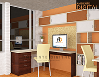 Ambiente Digital_Office Space