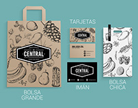 CENTRAL Groceries ·Fresh Delivery·