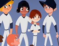 Beisbol team