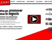Pagina web para plasmacutt