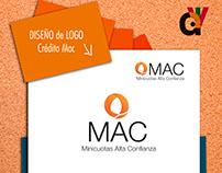 Diseño Logo para Crédito Mac