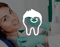 Logotipo para Centro Odontólogico