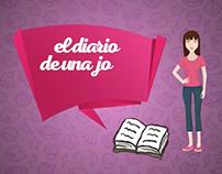 Intro - El diario de una Joven Cristiana