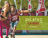 Pilates & Fitness - Logo