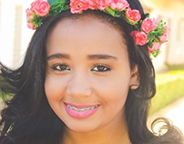 Book | Sthefani Loureny - 15 Anos