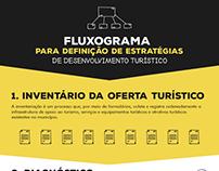 Infográfico - Fluxograma para definição de estratégias