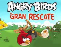 """Angry Birds """"El Gran Rescate"""""""
