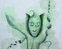 """Libro """"Criaturas y mas"""""""