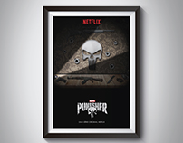 Poster - Justiceiro (The Punisher)