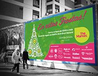 The Market: Campaña Fiestas de fin de año