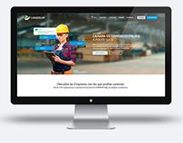 Camersur - Website