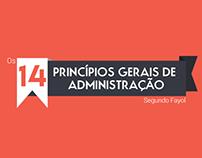 Os 14 princípios gerais de Administração