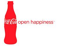 Coca cola Signatures