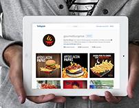#PídelaConPapas en Gourmet Burger Company
