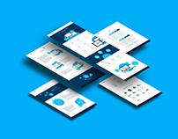 Branding & UI Design - Arco