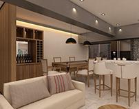 3d - render interiores