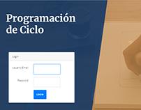 Programacion Universitaria
