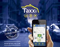 App Taxxi / Divulgação