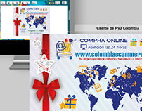 e-mailing y Sliders -Colombia e commerce