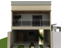 Projeto Residencial 200m²