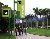 Signs - Parque del Este