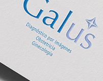 Galus - Branding para Clínica Ginecológica